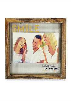 New View Smile Like There's No Tomorrow 4x6 Frame
