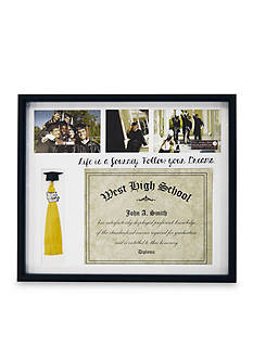 New View Diploma Collage Frame
