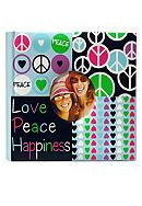 New View Peace Love Happiness 4x6 Album
