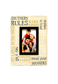 New View Southern Rules 5x7 Frame