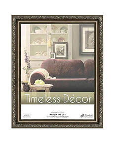 Timeless Frames Carrington Pewter 8x10 Frame - Online Only