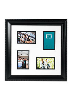 Melannco 4-opening Black 4x6 Collage Frame
