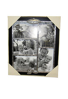 Fetco Home Decor Memories 5-Opening Collage Frame