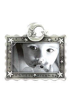 Fetco Home Decor Celestial Pewter 6x4 Frame