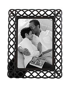 Fetco Home Decor Claremont Tuscan Openwork Metal 5x7 Frame