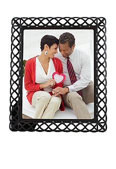 Fetco Home Decor Claremont Tuscan Openwork Metal 8x10 Frame