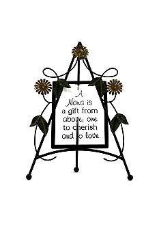 Fetco Home Decor Halle Nana Sentiment Easel