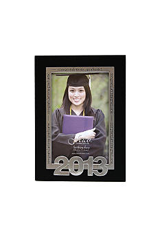 Fetco Home Decor Faulkner 4x6 Graduation Frame