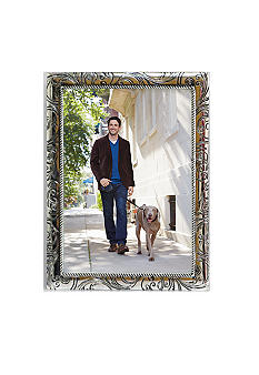 Fetco Home Decor Winter Silver Holt 5x7 Frame