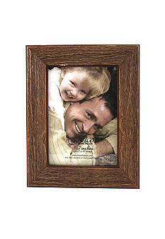 Fetco Home Decor Farmhouse Coffee Wood 5x7 Frame