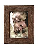 Fetco Home Decor Farmhouse Coffee Wood 8x10 Frame
