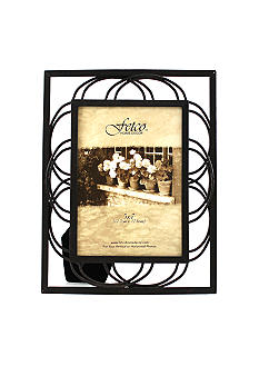 Fetco Home Decor Tuscan Openwork 5x7 Frame