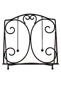 Fetco Home Decor Tuscan Bronze Cookbook Holder