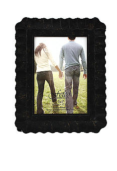 Fetco Home Decor Redfield, Scallop 5x7 Frame