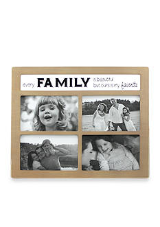 Fetco Home Decor Family 4-in. x 6-in. Collage Frame