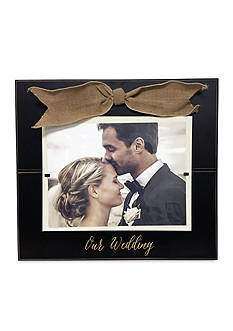 Fetco Home Decor Our Wedding 8x10 Frame