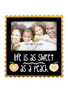 Fetco Home Decor Life is Sweet 6x4 Frame