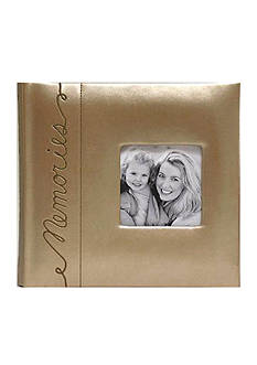 Fetco Home Decor Malah Memories 4x6 Album