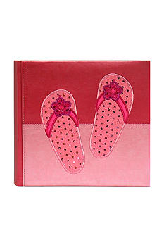 Fetco Home Decor Heidi Flip Flop 4x6 Album