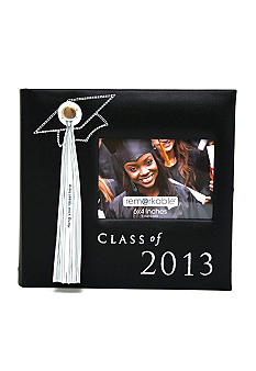 Fetco Home Decor Yale Graduation 2-up 6x4 Album