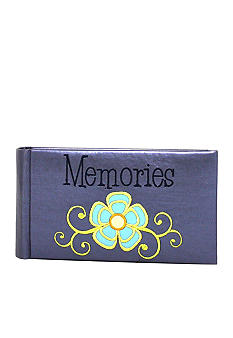 Fetco Home Decor Dusky Memories 1-up 4x6 Photo Album