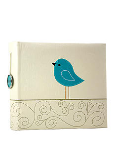 Fetco Home Decor Cedarton Bird 2-Up Photo Album