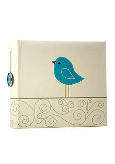 Fetco Home Decor Cedarton Bird 2-Up 4x6 Photo Album