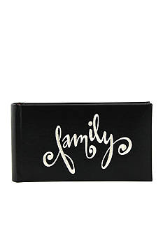 Fetco Home Decor Family 6x4 Photo Album