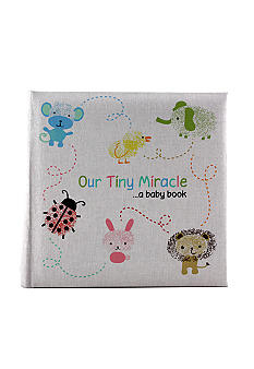 Fetco Home Decor Baby Book 2 Up Album
