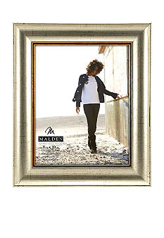 Malden Champagne Silver and Gold 8x10 Frame
