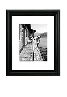 Malden Portrait Black 10x13 Frame