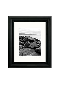 Malden Portrait Black 5x7 Frame
