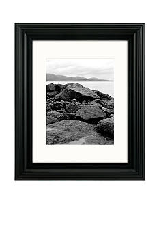 Malden Portrait Black 8x10 Frame
