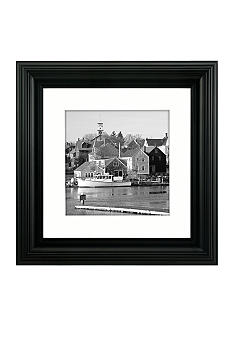 Malden Portrait Black 8x8 Frame