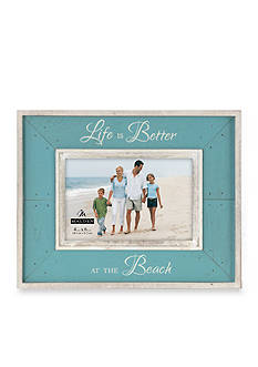 Malden Life is Better at the Beach 4x6 Frame