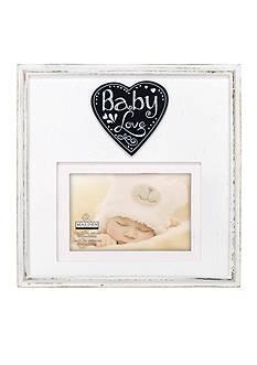 Malden Baby Love 4 x 6 Frame