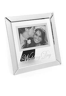 Malden Bevel Mirror Wedding 4x6 Frame