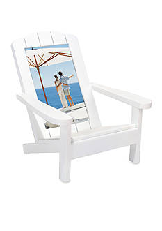 Malden Beach Chair White 4x6 Frame