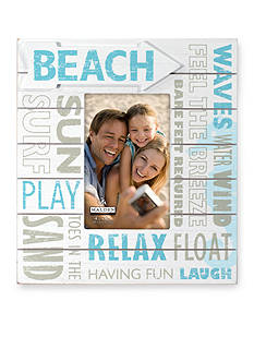 Malden Beach Plank 4x6 Frame