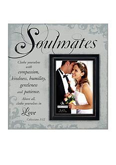 Malden Scripts Soulmates 5x7 Frame