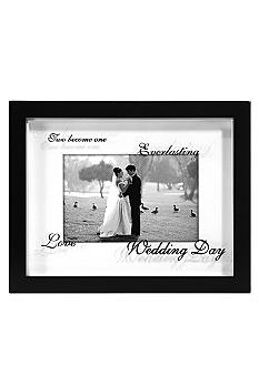 Malden Wedding Day Matted 4x6 Frame