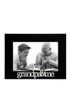 Malden Grandpa & Me 4x6 Frame