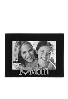 Malden I Love Mom 4x6 Frame