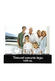 Malden Family 4x6 Desktop Expression Frame
