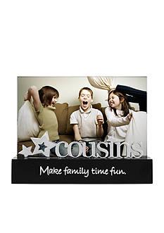 Malden Cousins Desktop Frame