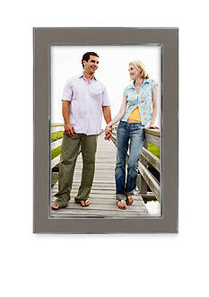 Malden Silver Spade 4x6 Frame