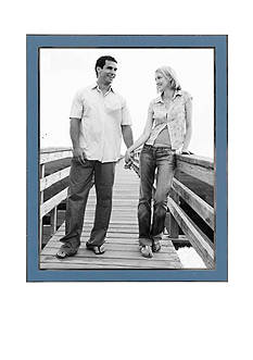 Malden Blue Enamel 8x10 Frame