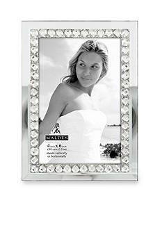 Malden Jeweled Mirror 4x6 Frame