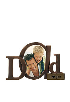 Malden Dad Shaped Sentiment Frame