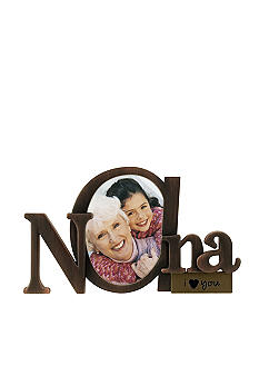 Malden Nana Shaped Sentiment Frame